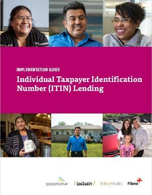 ITIN Lending Guide Cover